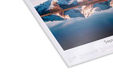 Impresión digital – Papel mate