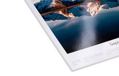 Impresión digital – Papel brillante