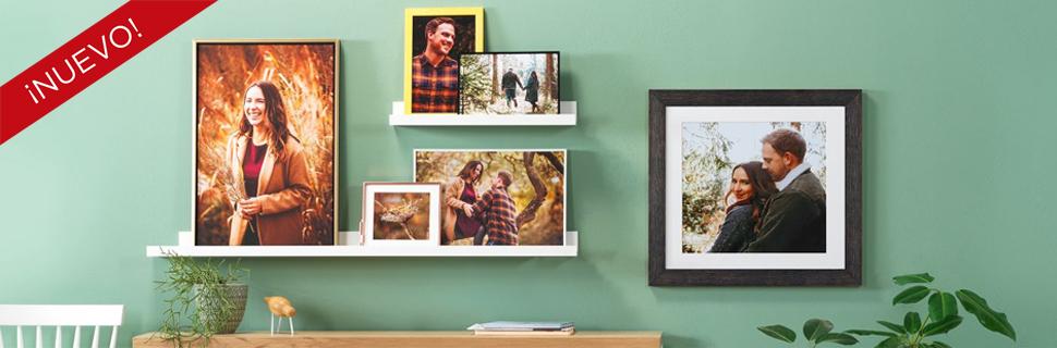Imprimir fotos con marco