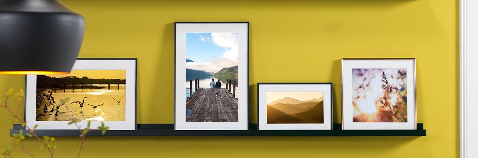 Fotos e pósters con marco
