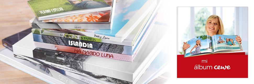 Albumes de foto y Fotolibros
