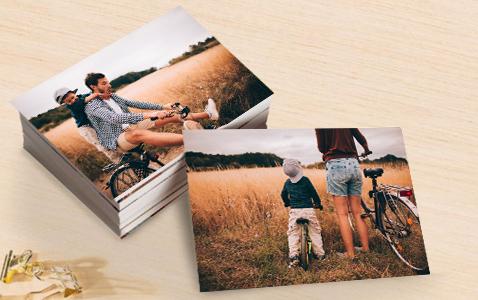 Imprimir fotos online, revelado de fotos tradicional