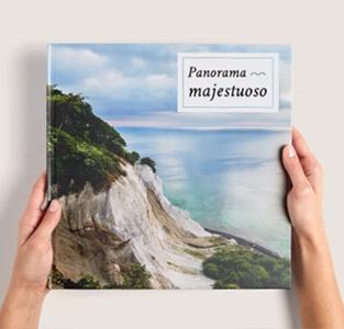 Álbum de fotos digital cuadrado XL o fotolibro